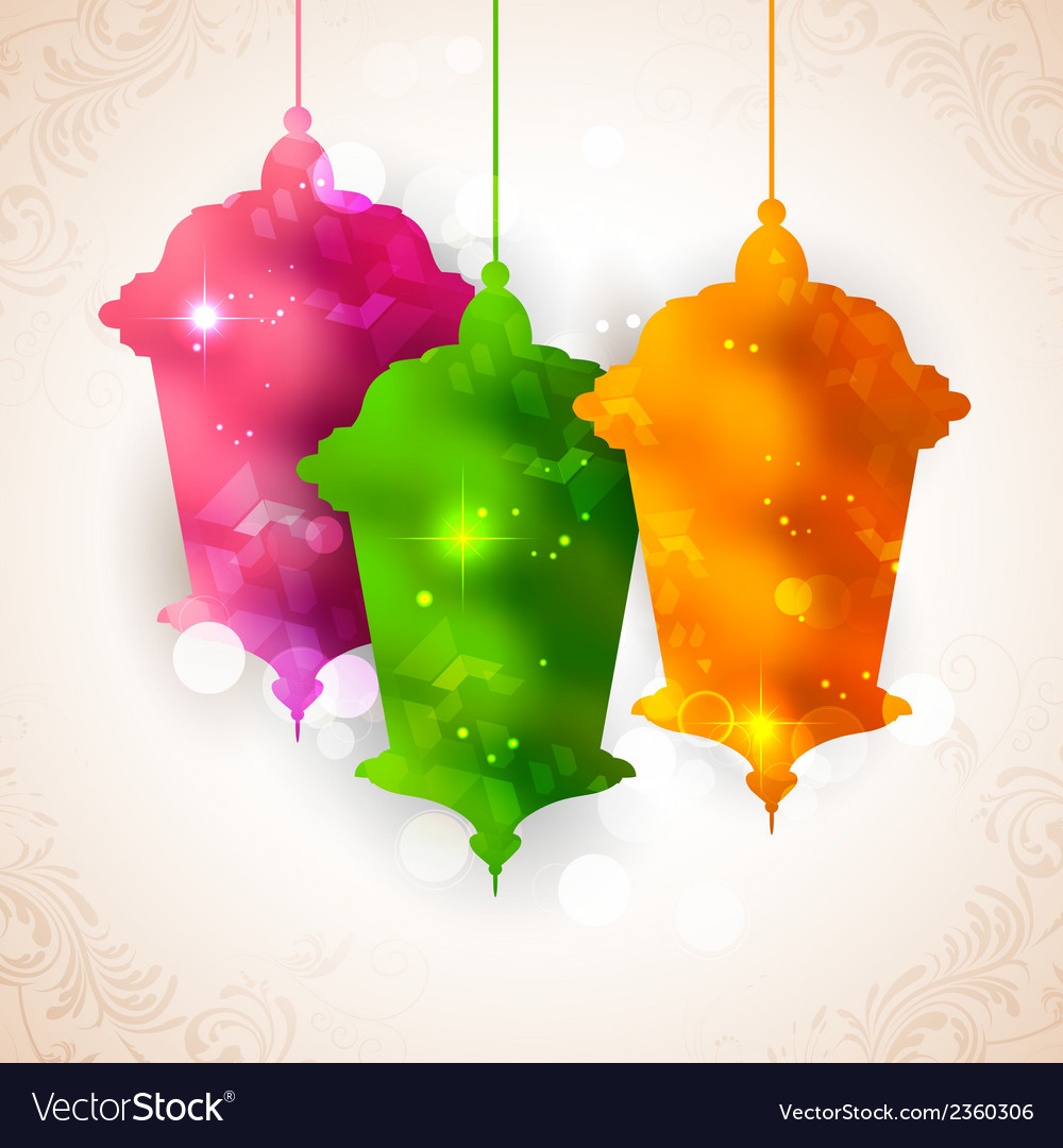 Eid mubarak happy eid background vector   Price: 1 Credit (USD $1)