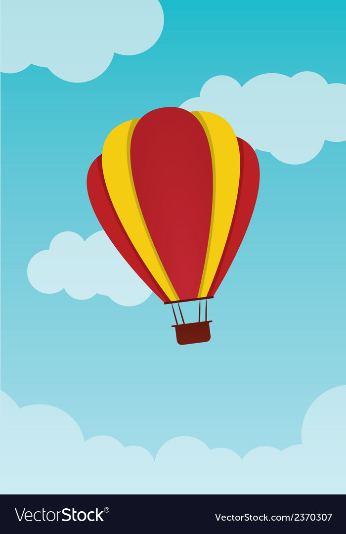 Balloon vector | Price: 1 Credit (USD $1)