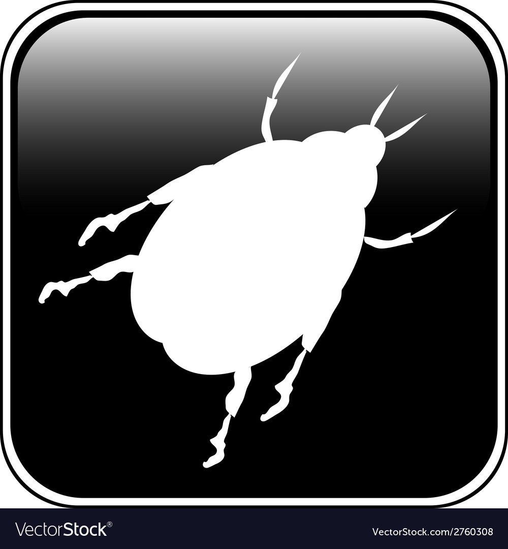 Beetle button vector   Price: 1 Credit (USD $1)