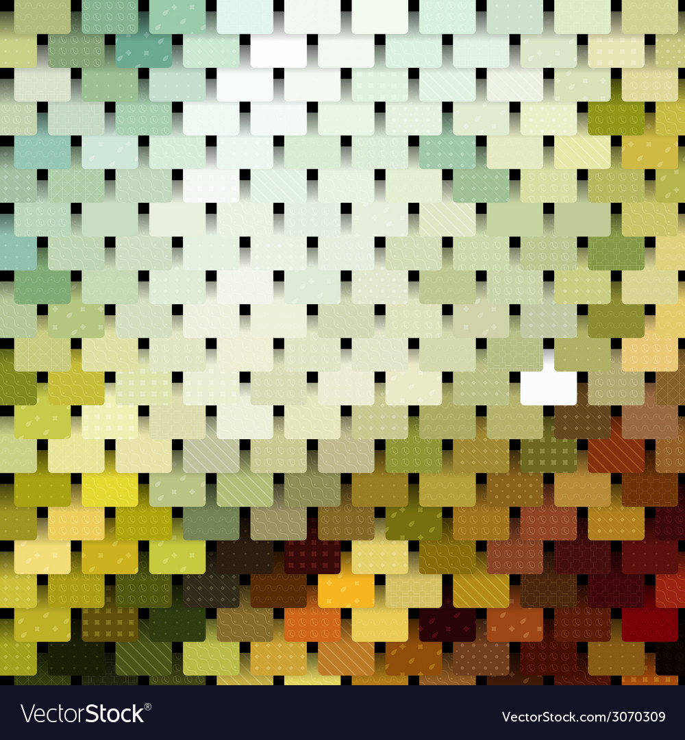 Chainmail mosaic pattern vector | Price: 1 Credit (USD $1)