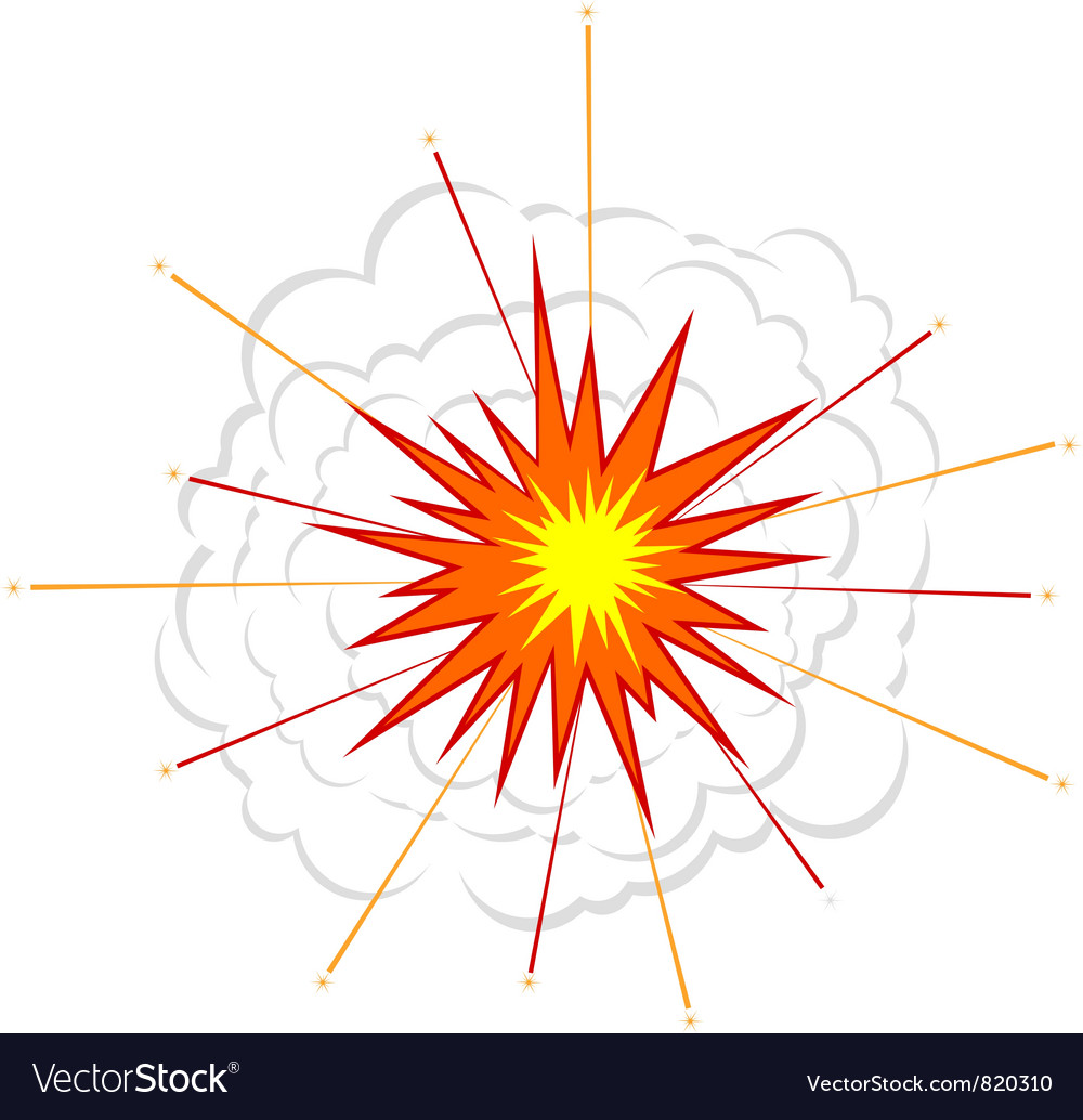 Explosion vector | Price: 1 Credit (USD $1)
