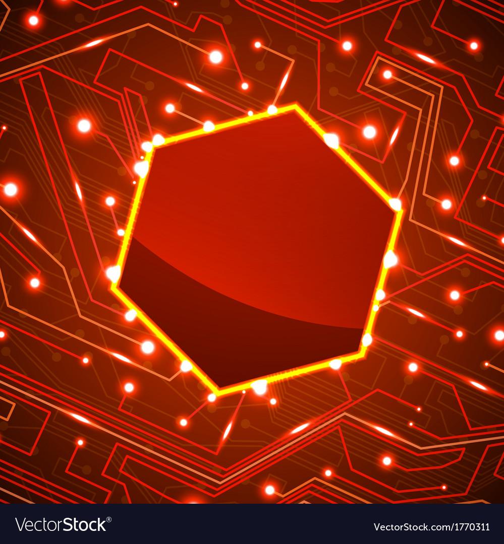 Ircuit board vector | Price: 1 Credit (USD $1)