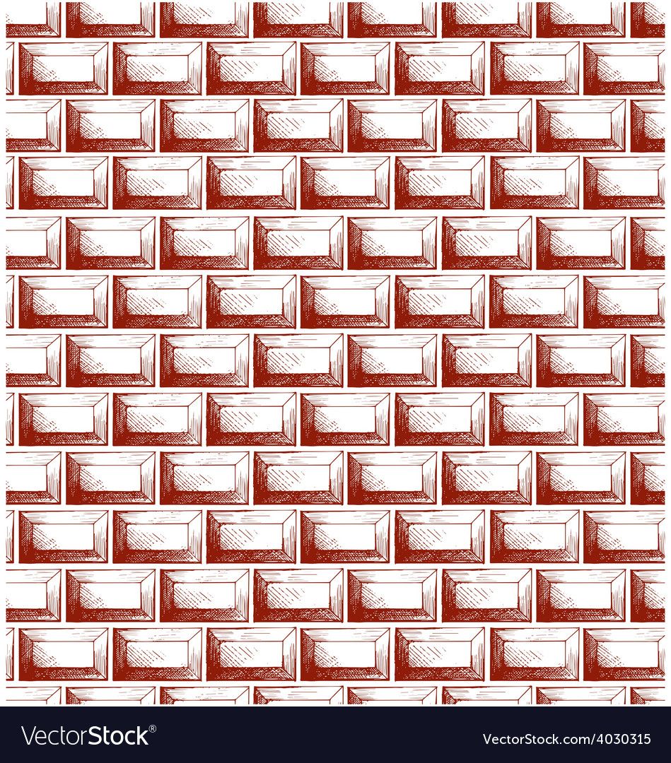 Brick wall texture vector | Price: 1 Credit (USD $1)