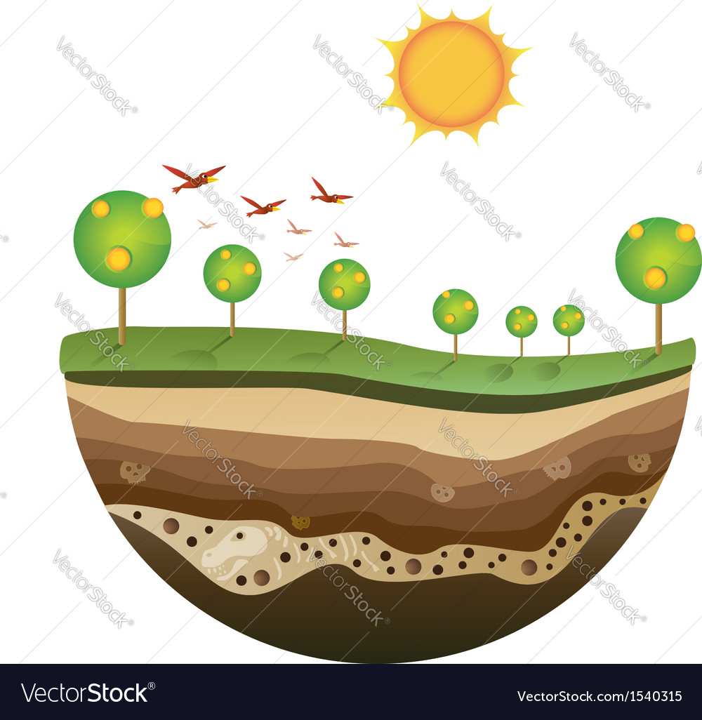 Little piece of land vector | Price: 1 Credit (USD $1)