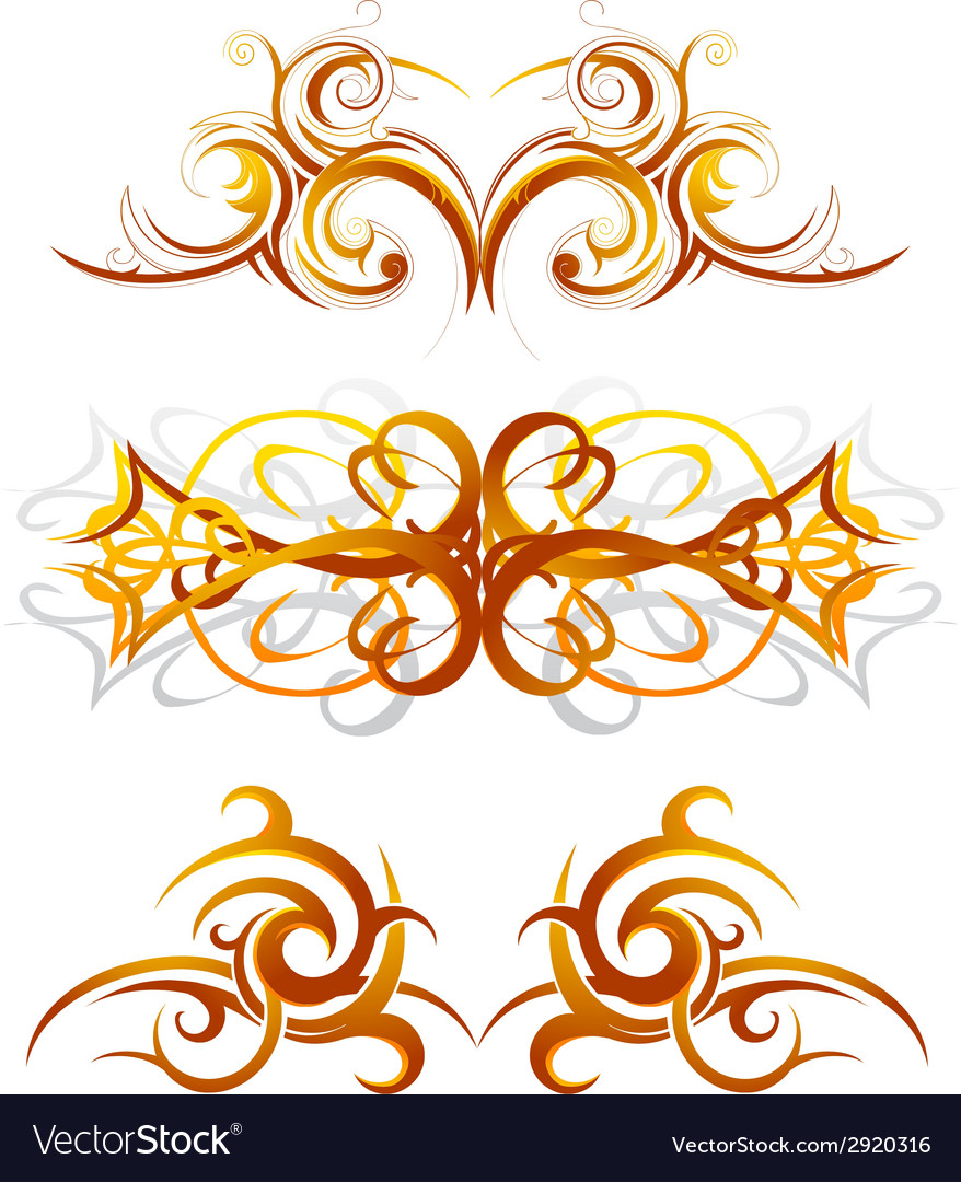 Body art tattoo vector | Price: 1 Credit (USD $1)