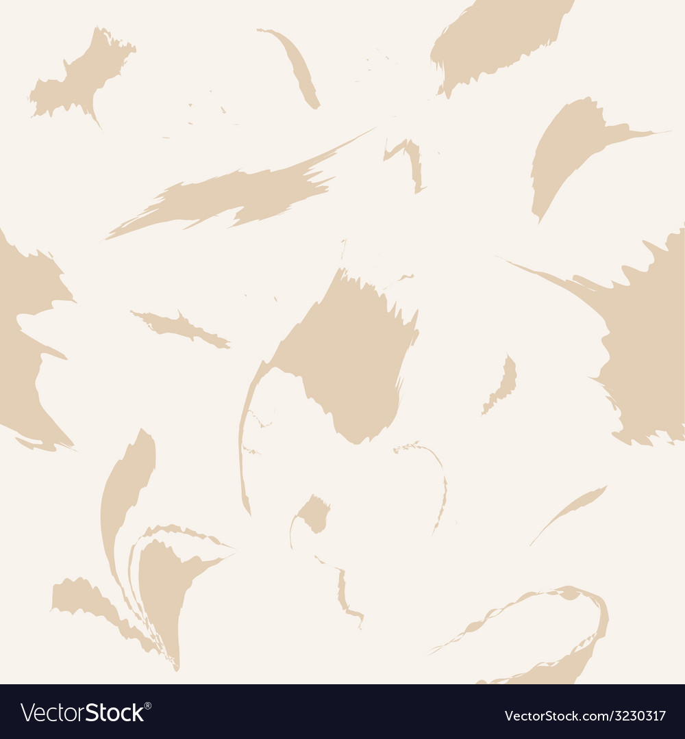 Beige splash seamless vector | Price: 1 Credit (USD $1)