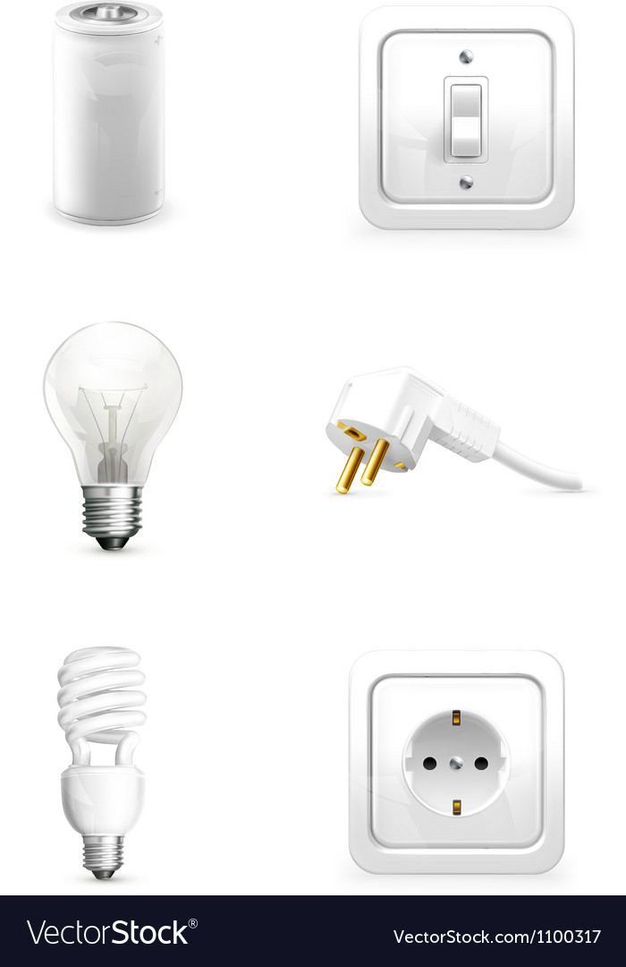 Electrical appliance vector | Price: 1 Credit (USD $1)