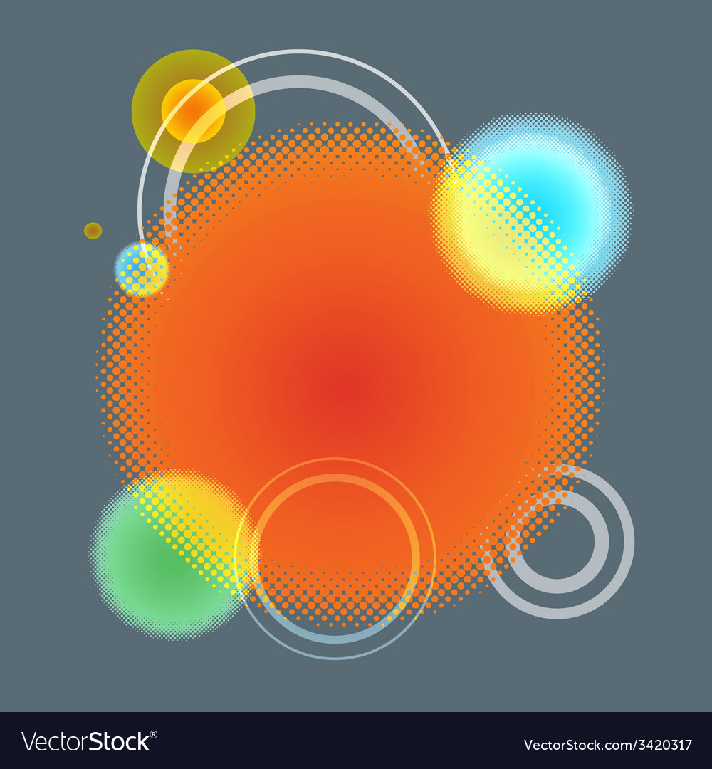 Flare graphic vector | Price: 1 Credit (USD $1)