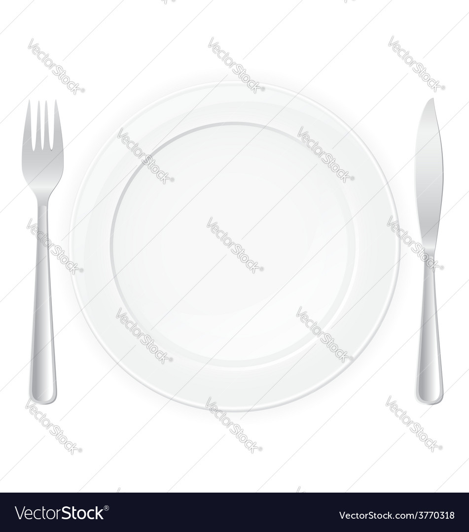 Plate 02 vector | Price: 1 Credit (USD $1)