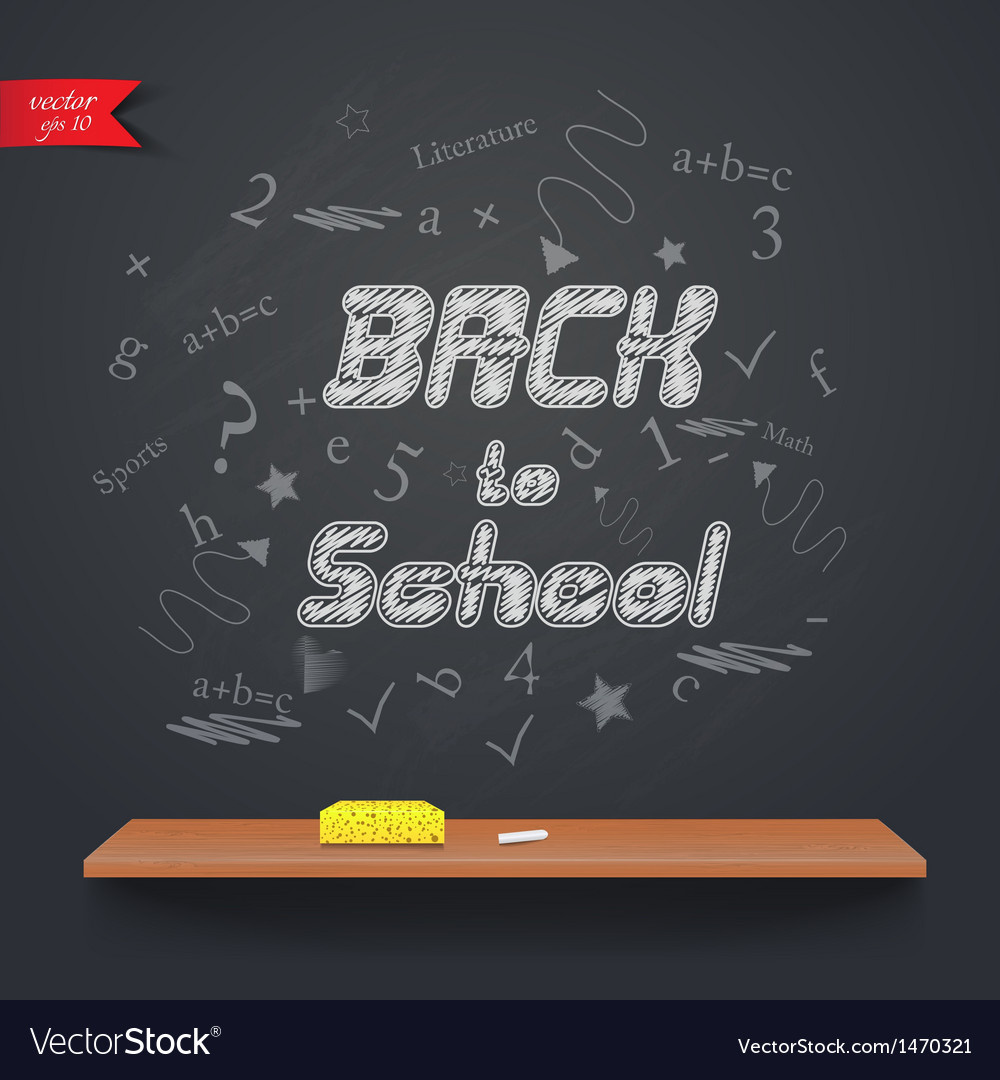 Back to school 2 vector | Price: 1 Credit (USD $1)