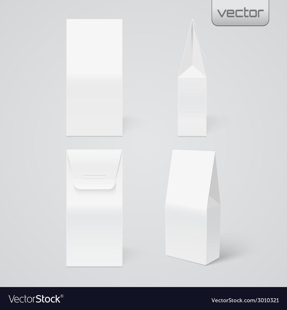 Blank box vector | Price: 1 Credit (USD $1)