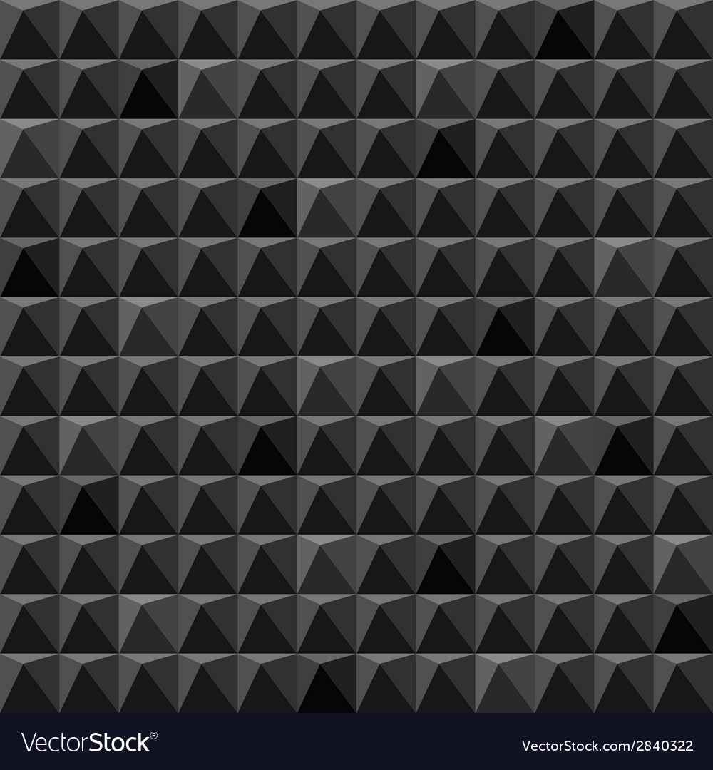 Abstract black cubes geometric background vector | Price: 1 Credit (USD $1)