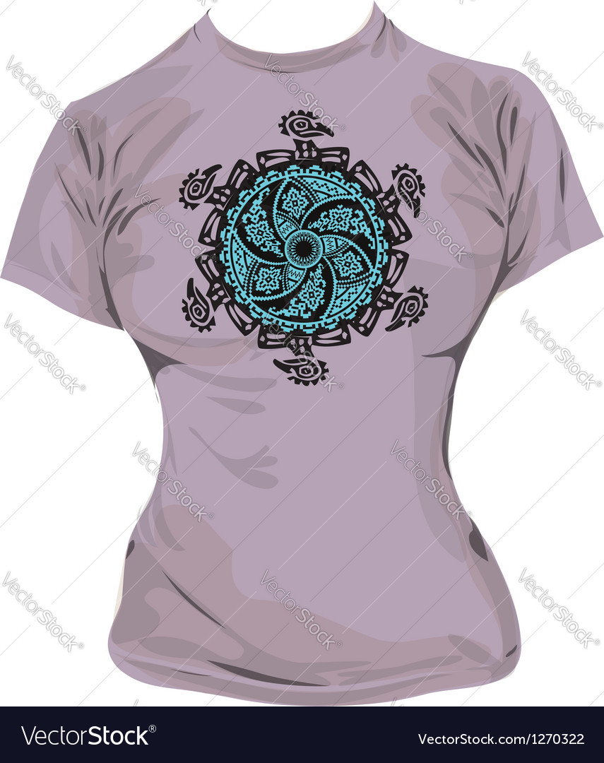 Woman ancient tee vector | Price: 1 Credit (USD $1)
