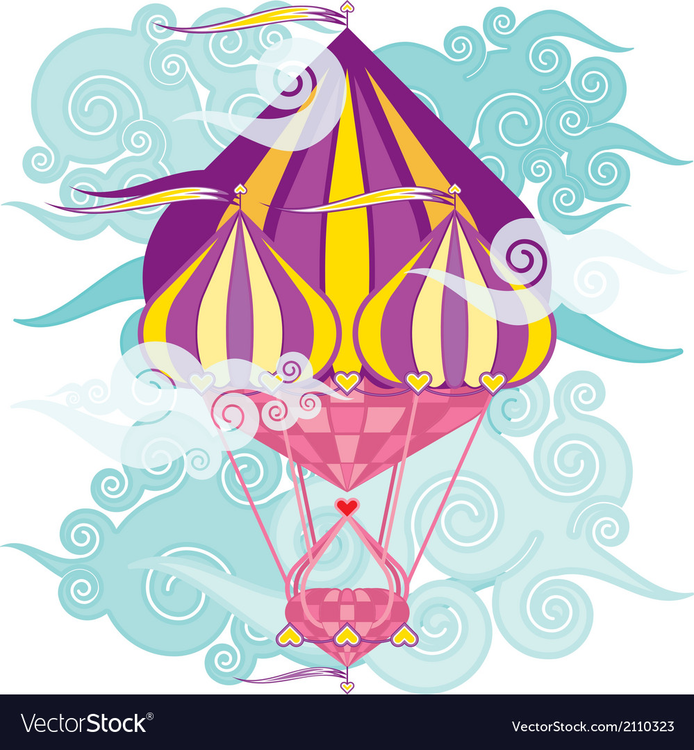 Airship 006pyp vector | Price: 1 Credit (USD $1)