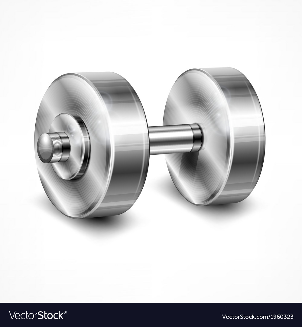 Dumbbell vector | Price: 1 Credit (USD $1)