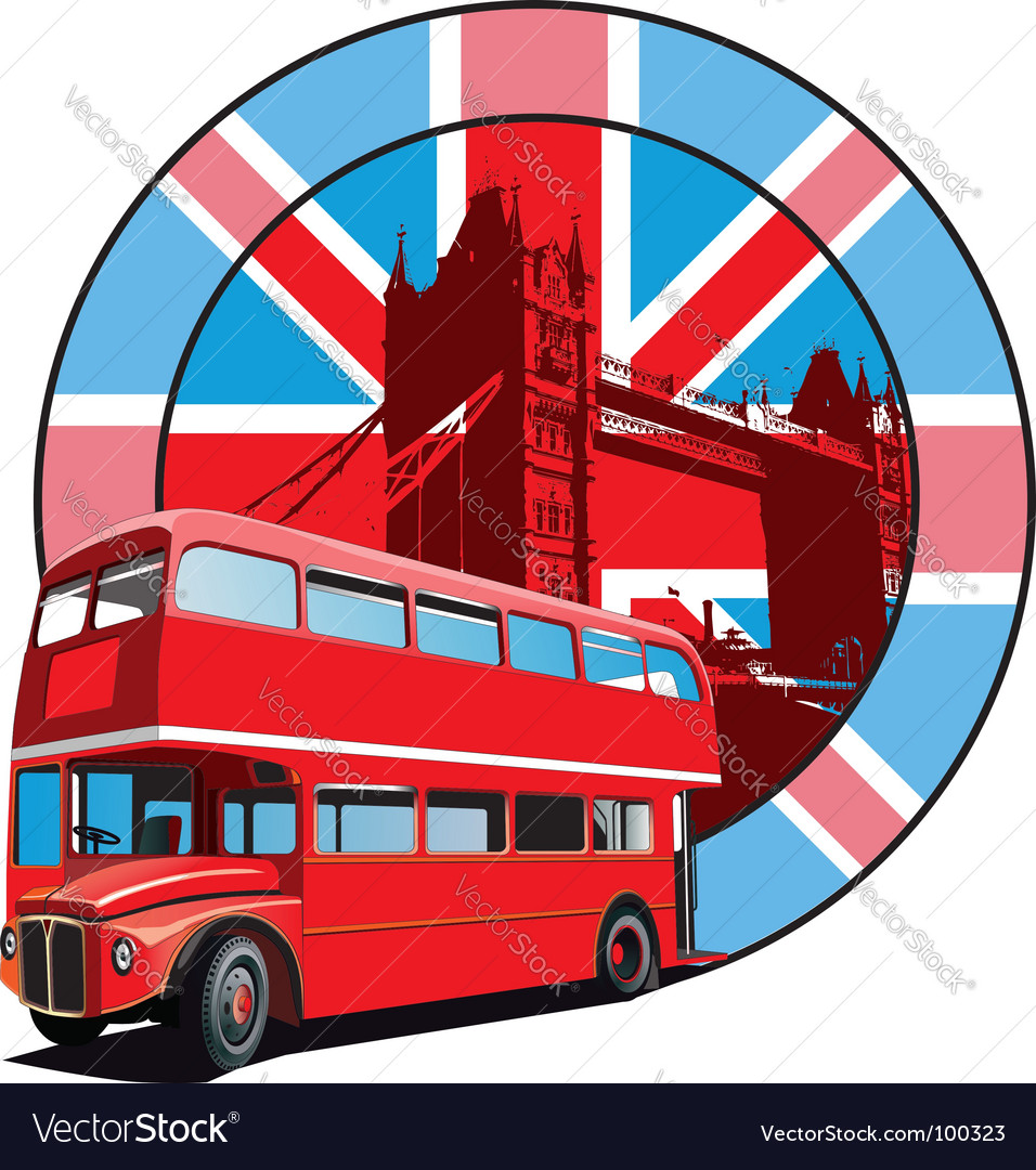 English style vector | Price: 3 Credit (USD $3)