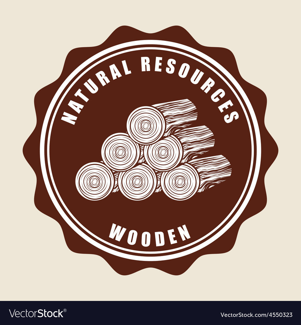 Natural resources vector | Price: 1 Credit (USD $1)