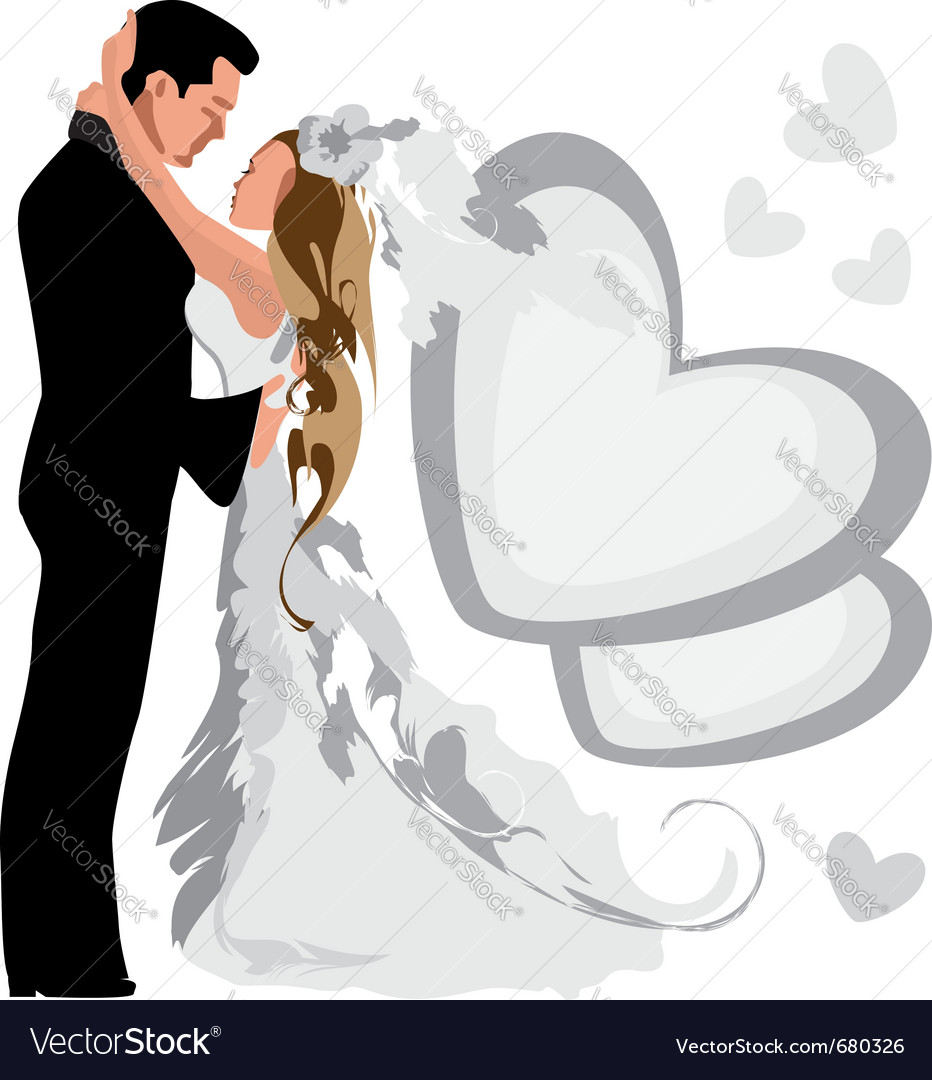 Wedding ceremony vector | Price: 1 Credit (USD $1)