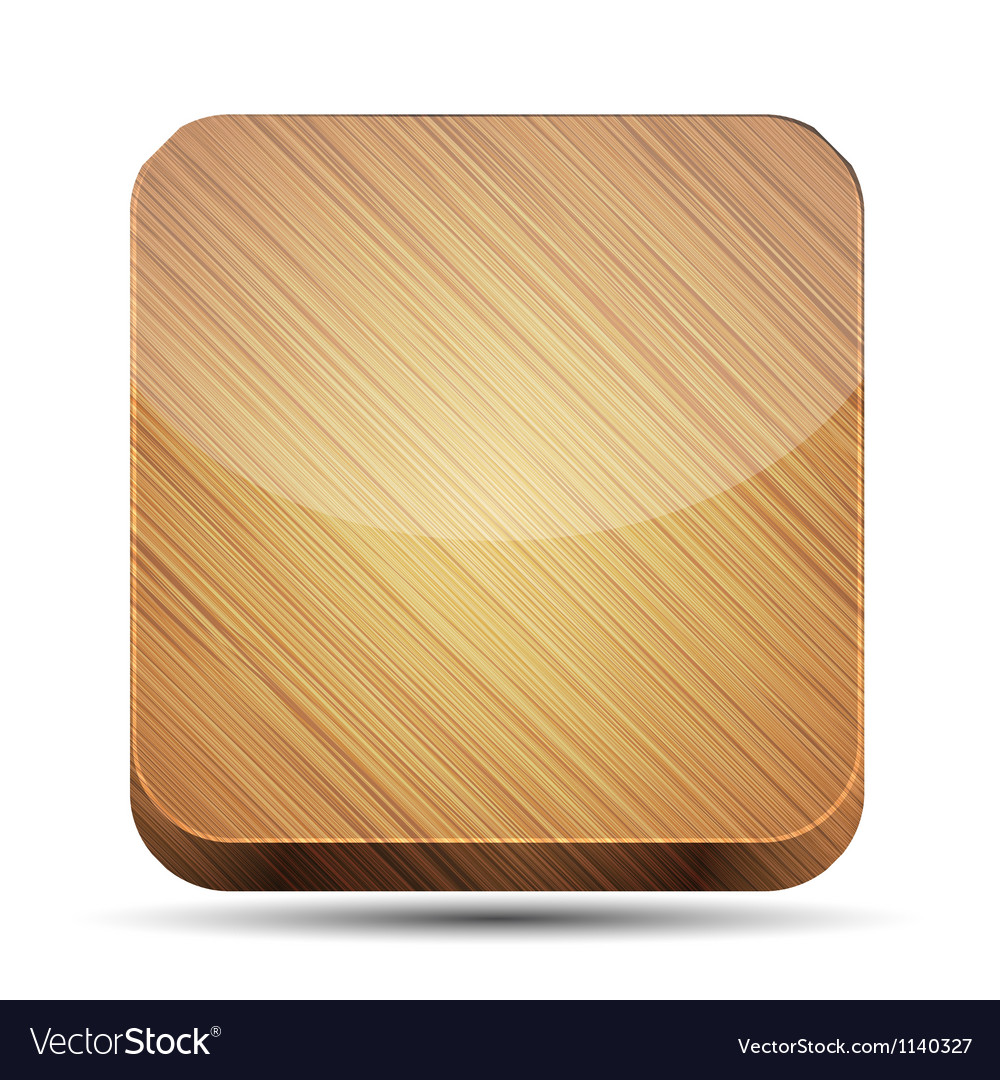 Wooden texture icons vector | Price: 1 Credit (USD $1)