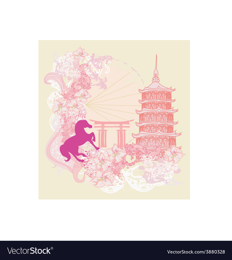 Chinese mid autumn festival and new year design vector | Price: 1 Credit (USD $1)