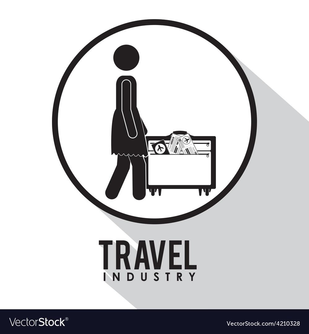 Travel icon design vector   Price: 1 Credit (USD $1)
