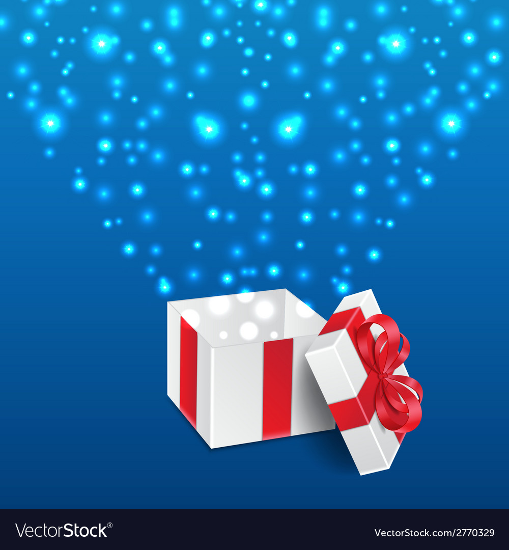 Background with gift vector | Price: 1 Credit (USD $1)