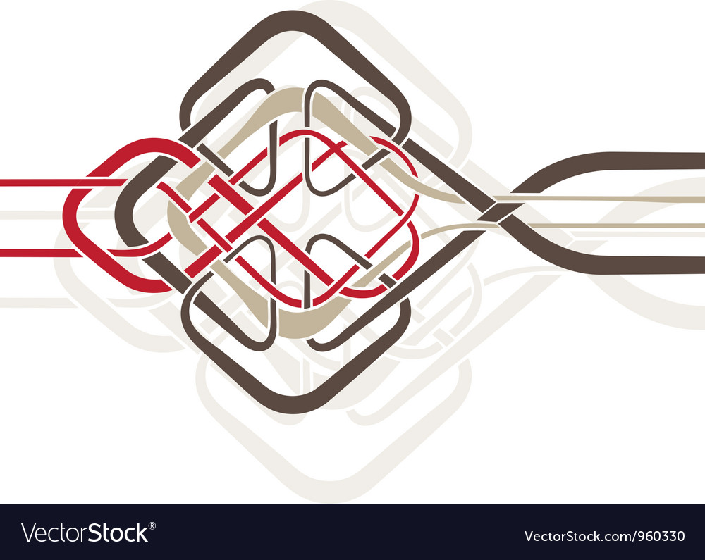 Celtic knot 01 vector | Price: 1 Credit (USD $1)