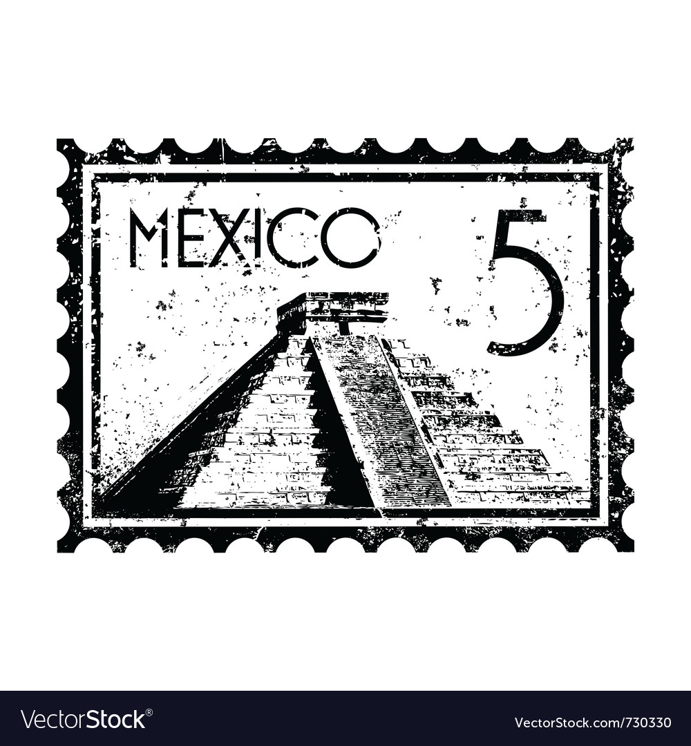Mexico icon vector | Price: 1 Credit (USD $1)