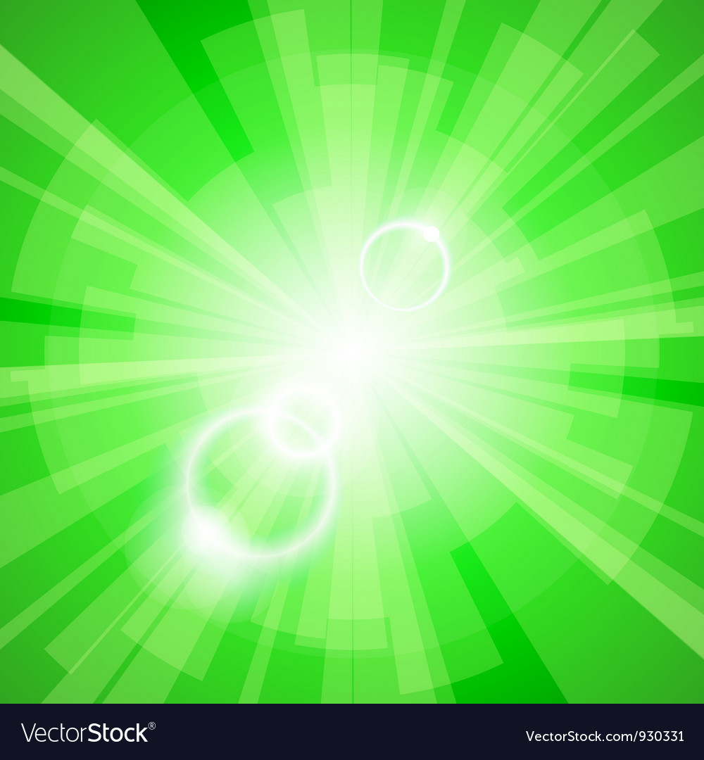 Green light background vector | Price: 1 Credit (USD $1)