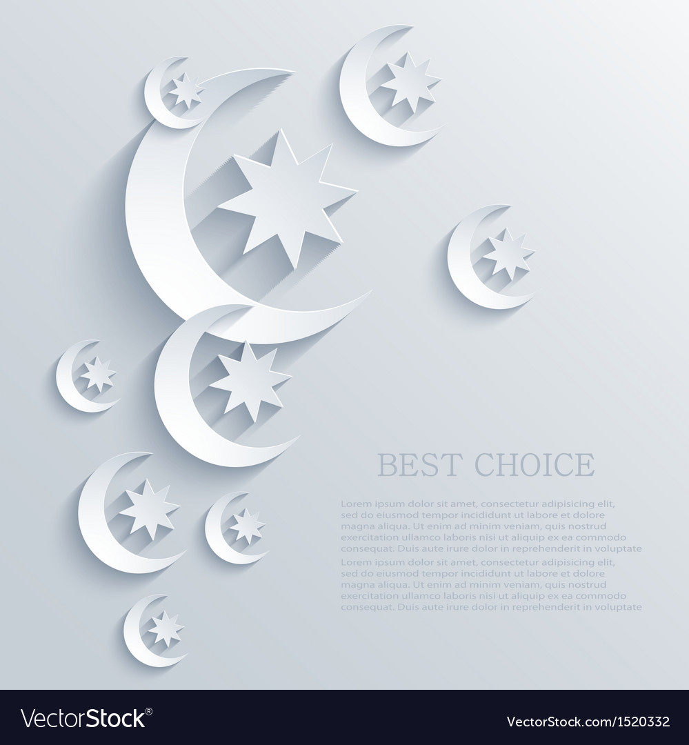 Ramadan background eps10 vector   Price: 1 Credit (USD $1)