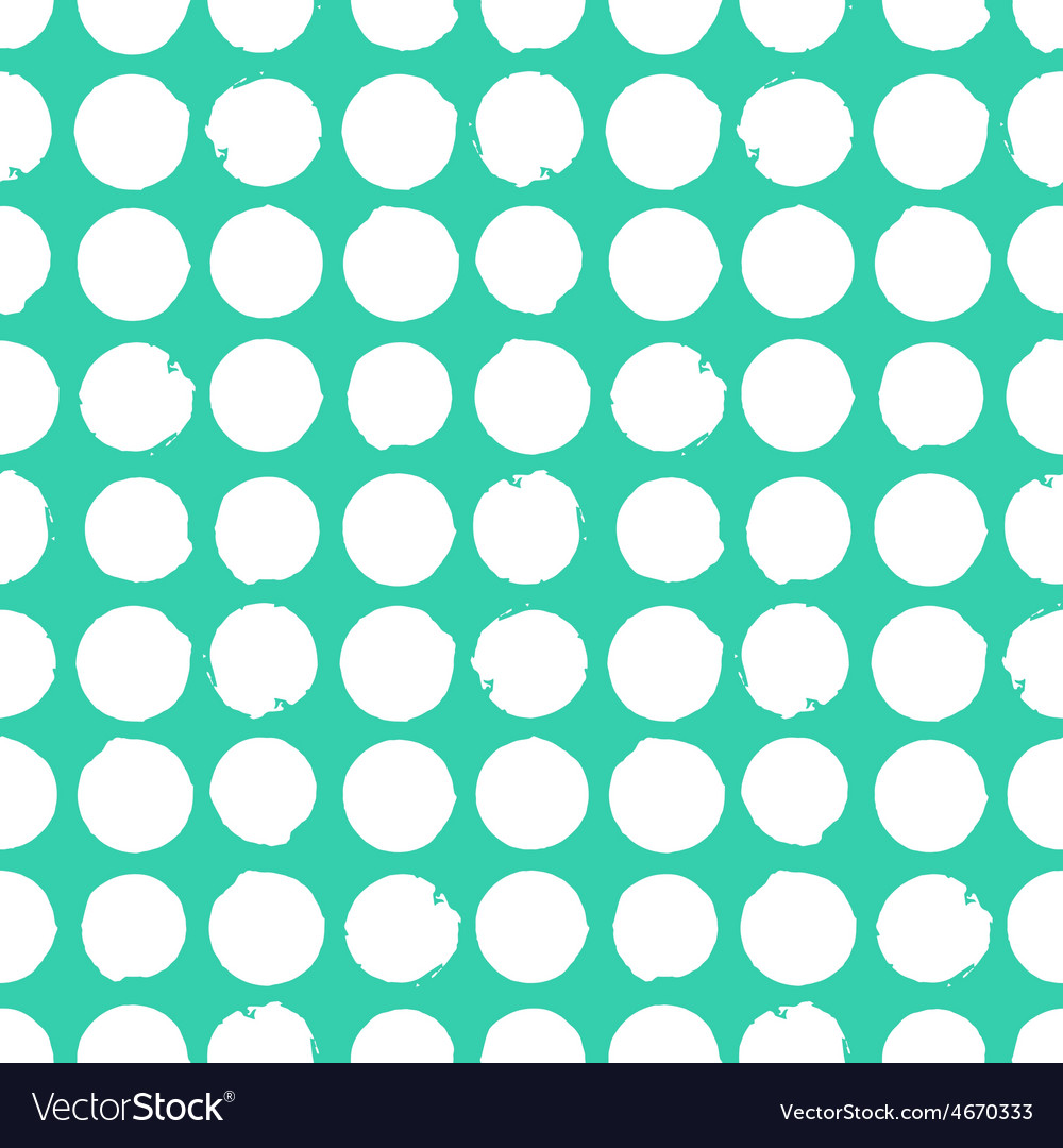 Bold pattern with circles vector | Price: 1 Credit (USD $1)
