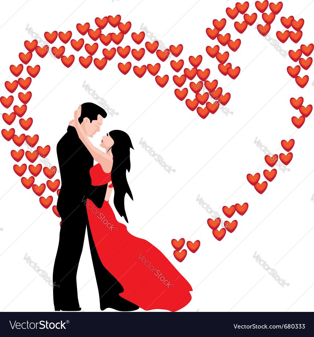 Valentine day vector | Price: 1 Credit (USD $1)