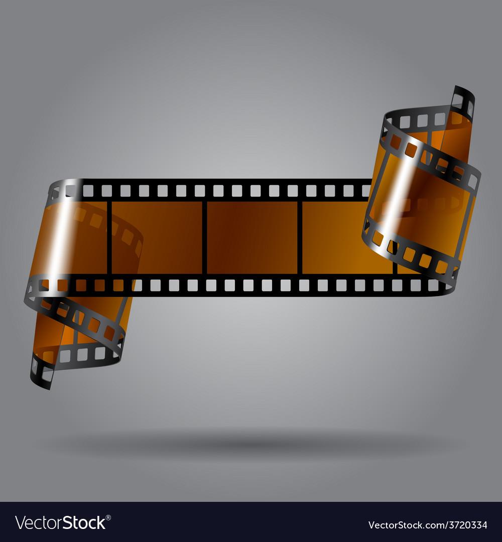 Photo film strip vector | Price: 1 Credit (USD $1)