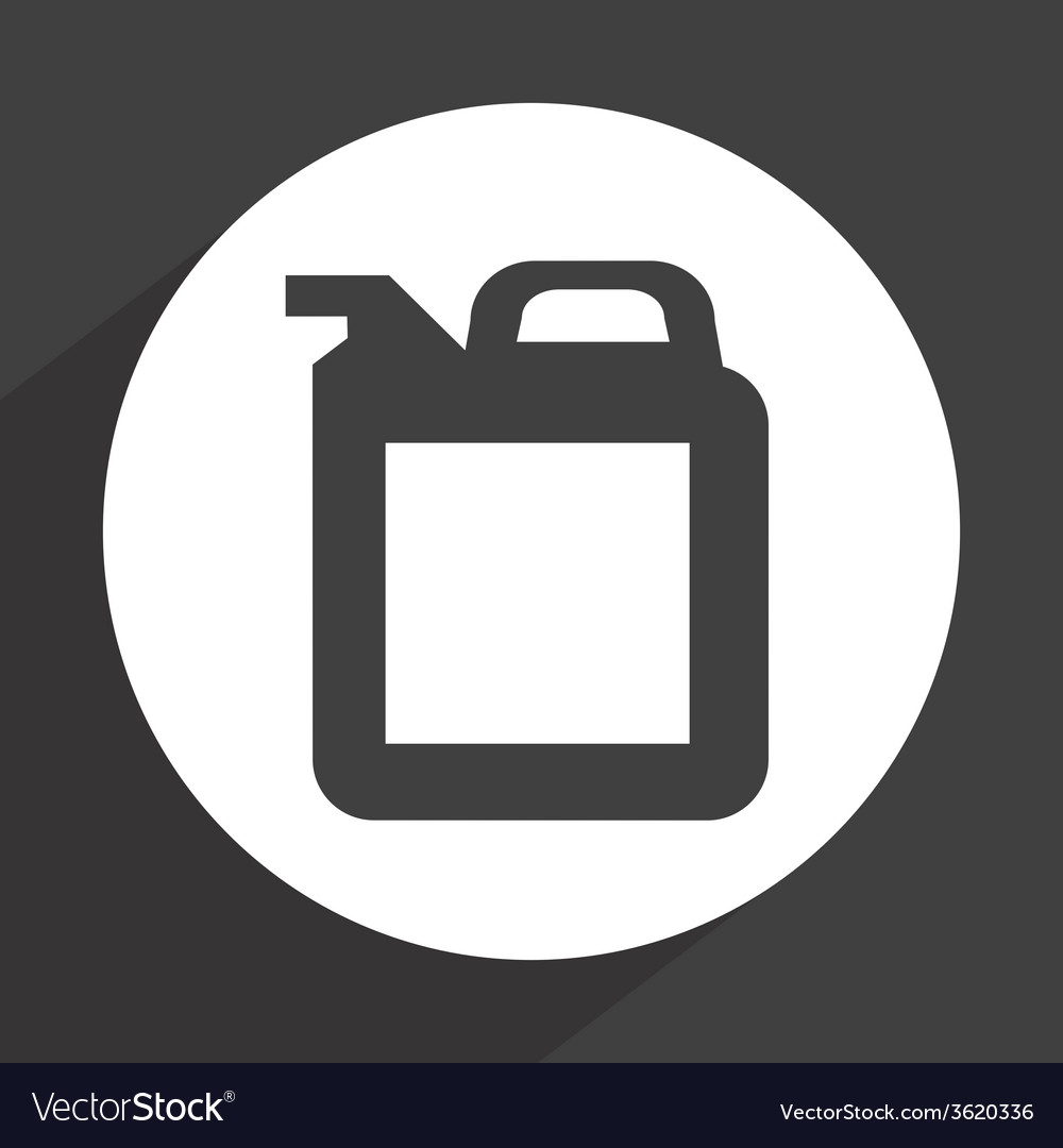 Fuel icon design vector | Price: 1 Credit (USD $1)