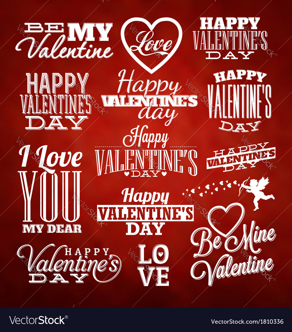 Valentines design vector | Price: 1 Credit (USD $1)