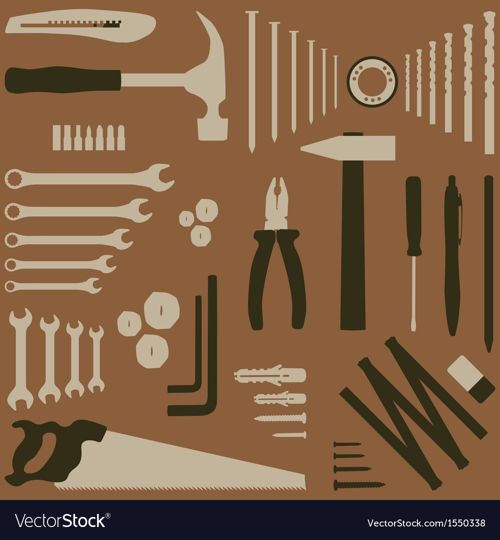 Diy tool vector | Price: 1 Credit (USD $1)