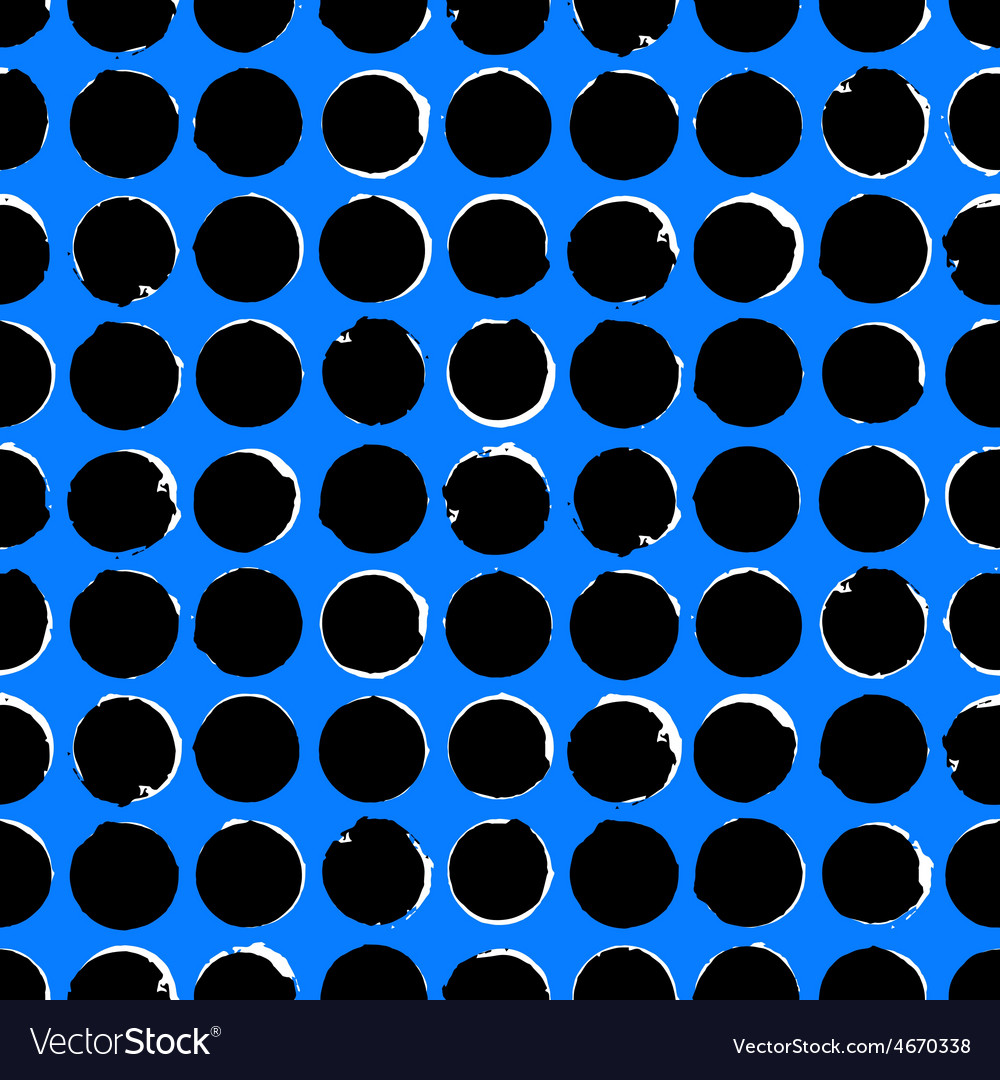 Geometric pattern with circles vector | Price: 1 Credit (USD $1)