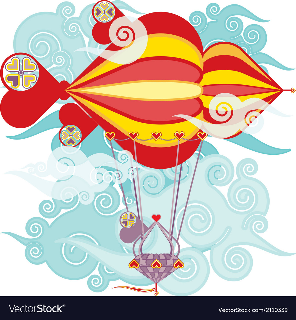 Airship 007ryp vector | Price: 1 Credit (USD $1)