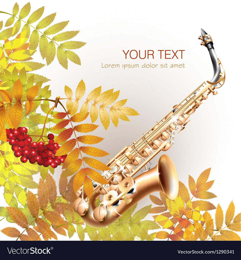 Classical saxophone alto vector | Price: 3 Credit (USD $3)