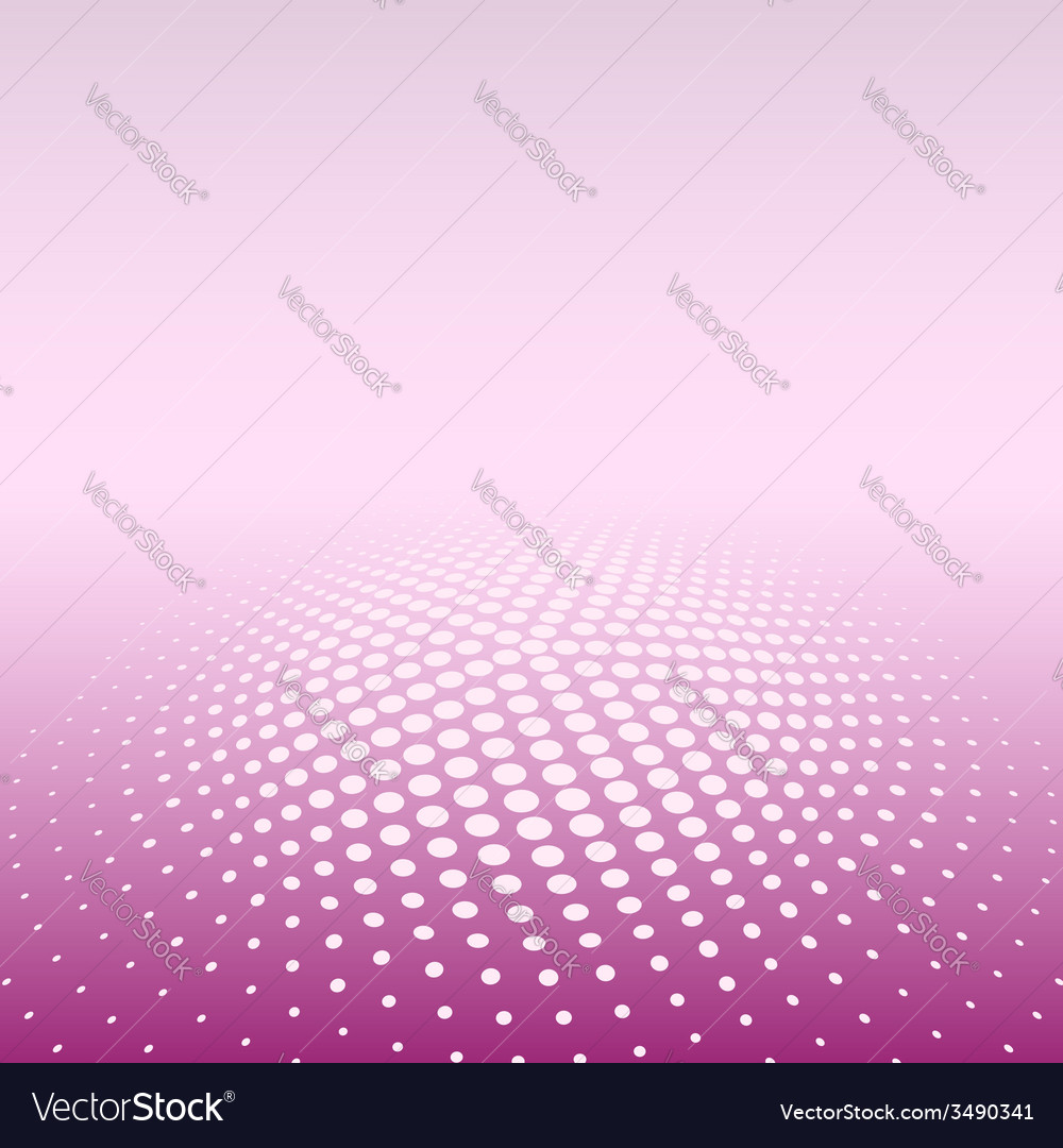 Color radial halftone background vector | Price: 1 Credit (USD $1)