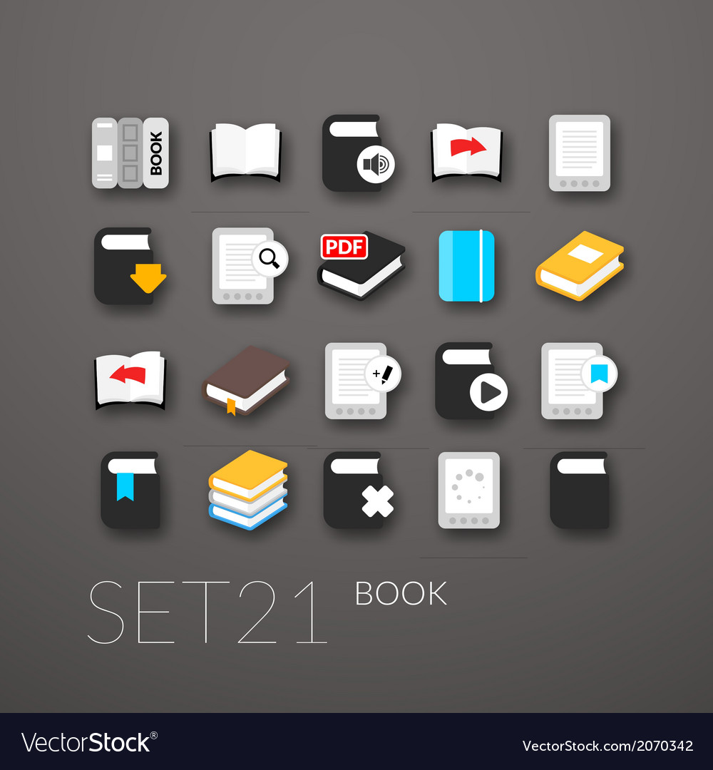 Flat icons set 21 vector   Price: 1 Credit (USD $1)