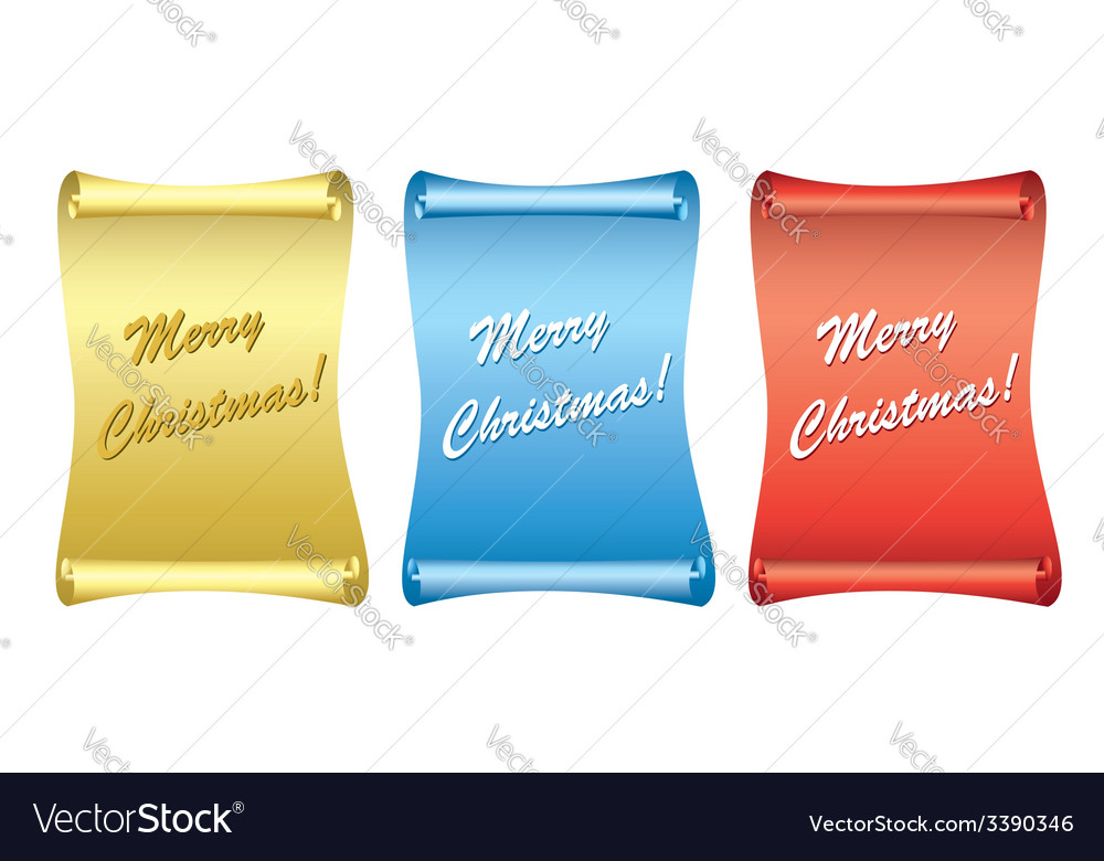 Color backgrounds - papyrus - merry christmas vector | Price: 1 Credit (USD $1)