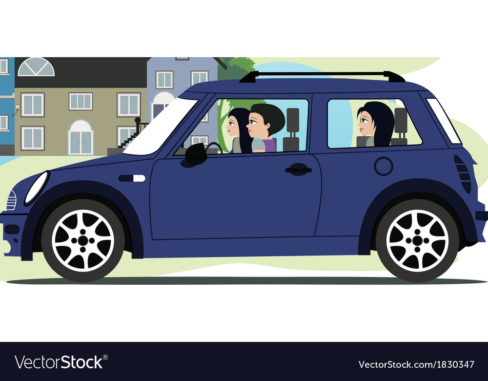 Mini car vector   Price: 1 Credit (USD $1)