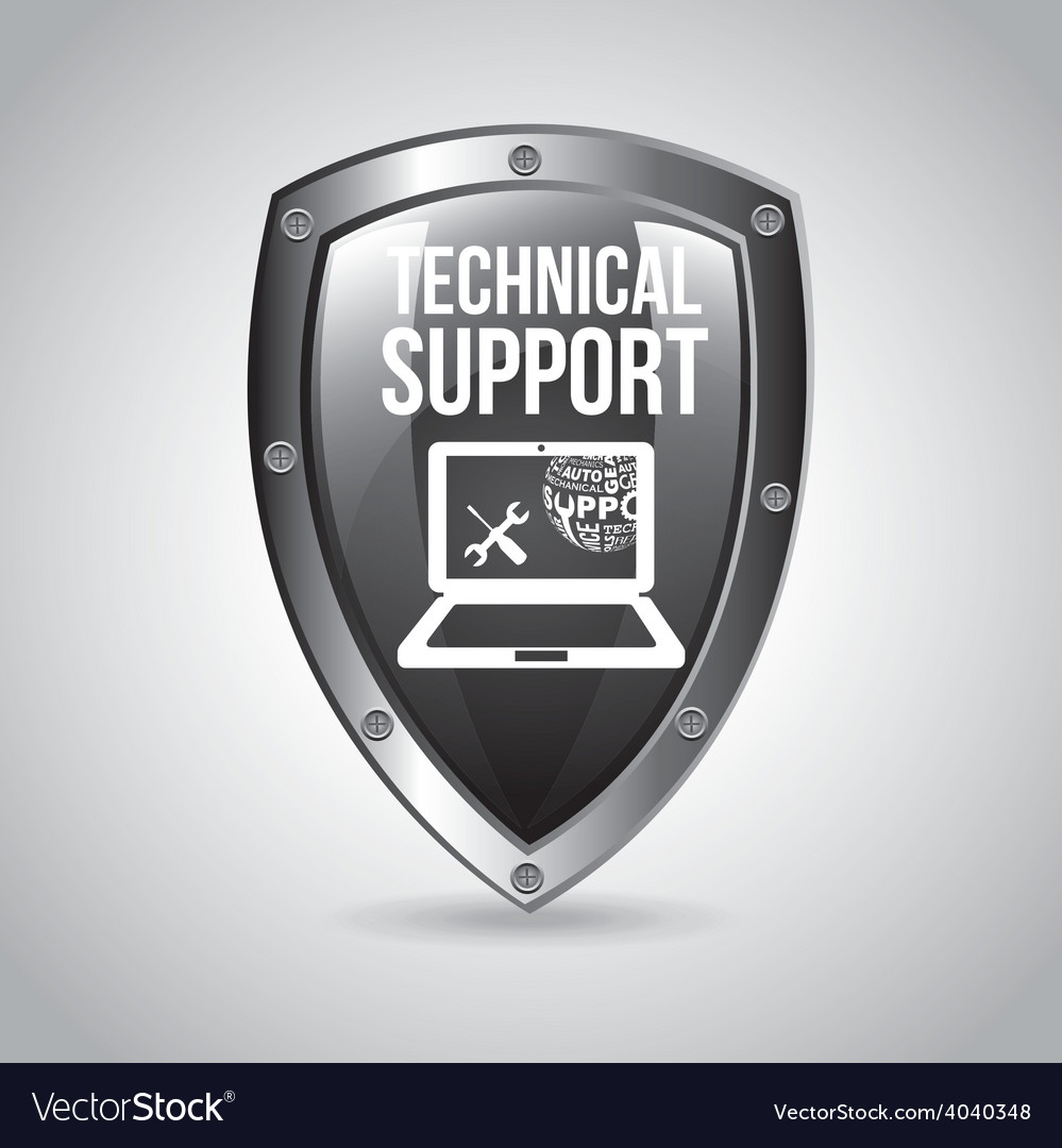 Computer support vector   Price: 1 Credit (USD $1)