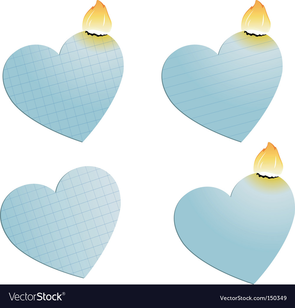 Heart burn vector | Price: 1 Credit (USD $1)