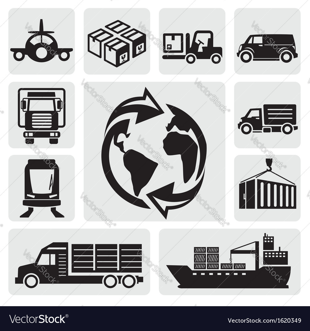 Logistic  shipping vector | Price: 1 Credit (USD $1)