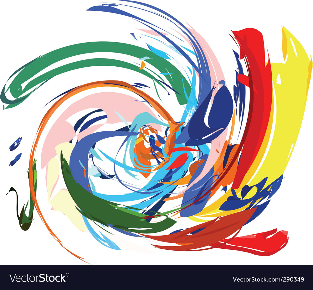 Multicoloured background vector | Price: 1 Credit (USD $1)