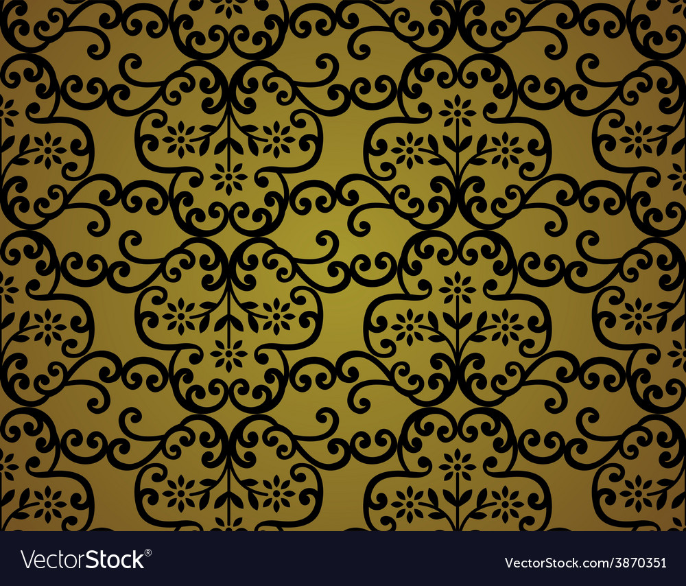 Vintage background royal ornament vector | Price: 1 Credit (USD $1)