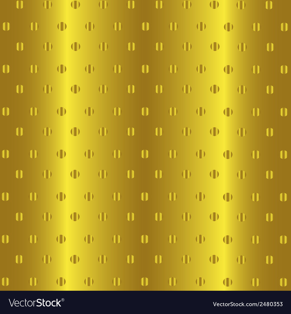 Abstract golden background pattern vector | Price: 1 Credit (USD $1)