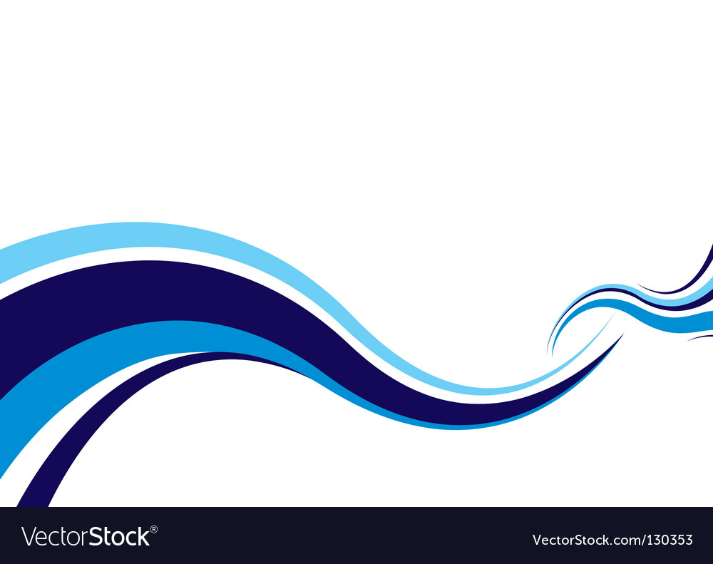 Ocean surf background vector | Price: 1 Credit (USD $1)
